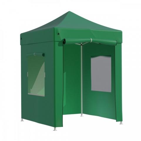 products/Садовый тент-шатер быстросборный Helex 4220 2х2х3м полиэстер зеленый