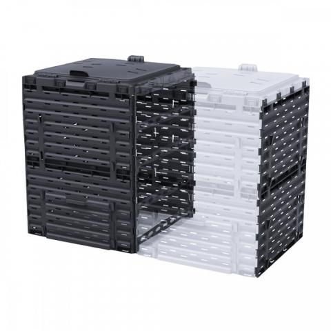 products/Расширитель компостера Piteco 300 л чёрный, арт. K1030