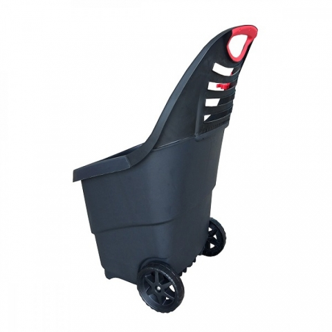 products/Садовая тележка Helex черная/красная, 65 л H809