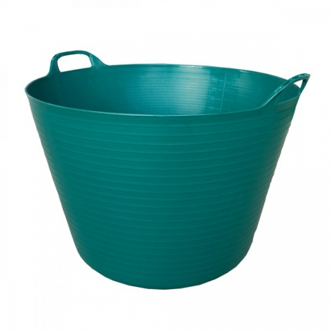 products/Корзина пластиковая Helex 60л, темно-зеленая, арт. H860