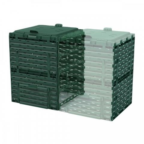 products/Расширитель компостера Piteco 300 л зелёный, арт. K2030
