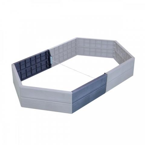products/Расширитель высокой грядки Graf Ergo Raised bed 2 панели, арт. 645101