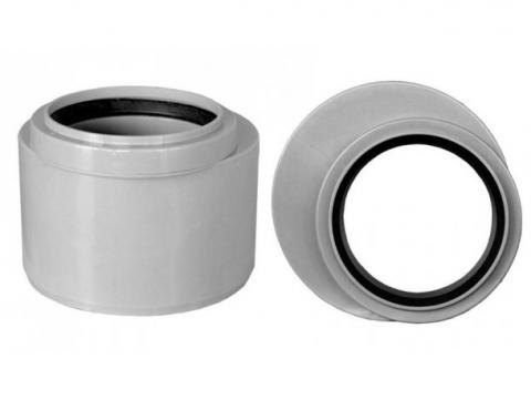 products/Переходник для вентиляционной трубы Separett 75х110