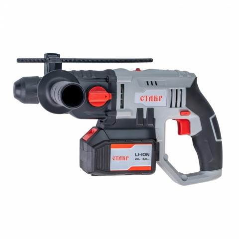 products/Перфоратор аккумуляторный горизонтальный СТАВР ПАГ-18/20, арт. ст18-20паг