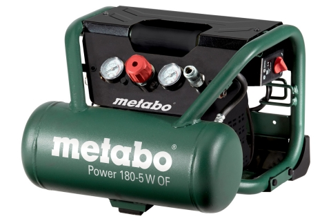 products/Компрессор безмасляный Metabo Power 180-5 W OF 601531000