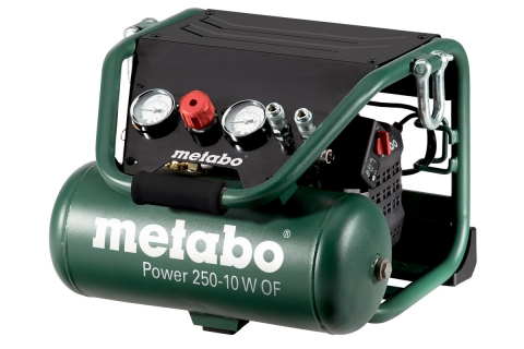 products/Компрессор безмасляный Metabo Power 250-10 W OF 601544000