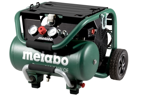 products/Безмасляный компрессор Metabo Power 400-20 W OF 601546000