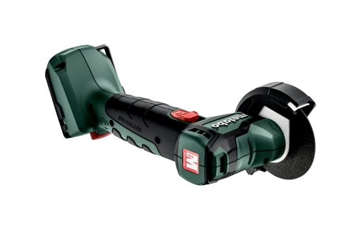 products/Аккумуляторная угловая шлифмашина Metabo PowerMaxx CC 12 BL 600348850, без АКБ и ЗУ, картон