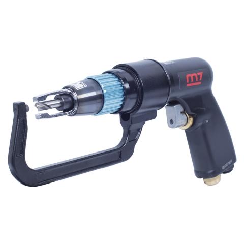 products/Дрель пневматическая 8 мм, 1600 об/мин., для высверливания отверстий под точечную сварку MIGHTY SEVEN QE-231