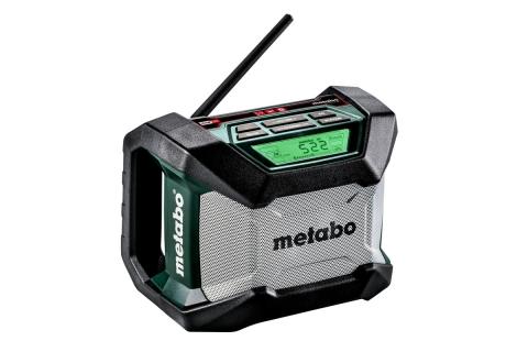 products/Аккумуляторный строительный радиоприемник Metabo R 12-18 BT (600777850), без АКБ и ЗУ