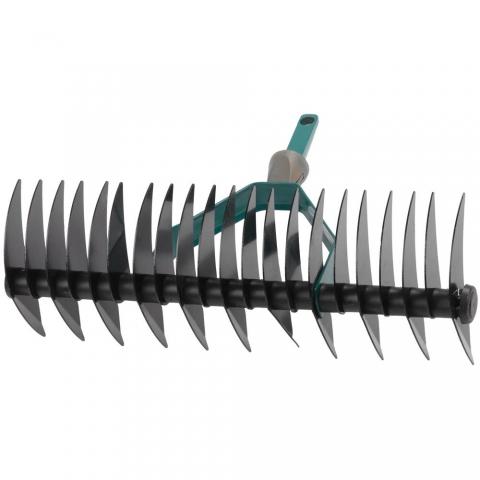 """products/Грабли двухсторонние RACO """"MAXI"""", с быстрозажимным механизмом, 22 зубца / 350 мм"""