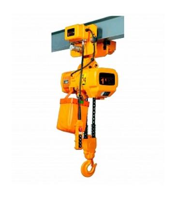 products/Таль электрическая цепная TOR HHBD10-10T 10,0 т 6 м