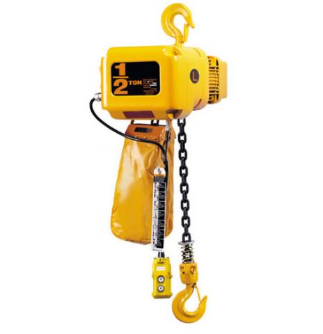 products/Таль электрическая цепная TOR HHBD02-02 2,0 т 6 м