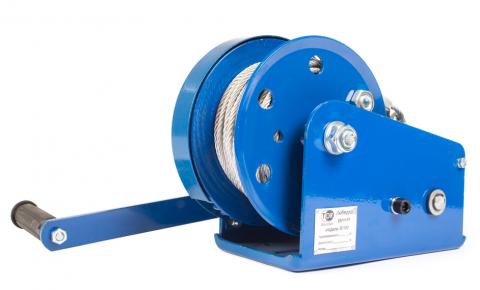 products/Лебедка ручная TOR BHW-1200 (г/п 0,5 т, длина троса 10 м)