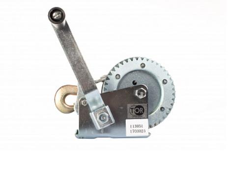 products/Лебедка ручная TOR FD-1200 (г/п 0,5 т, длина троса 10 м)