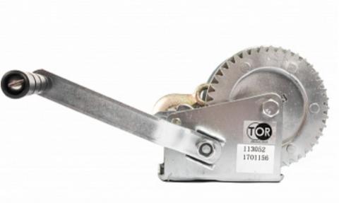products/Лебедка ручная TOR LHW-2500 (г/п 1,0 т, длина троса 20 м)