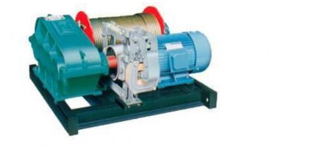 products/Лебедка электрическая TOR ЛМ (тип JM) г/п 5,0 тн Н=250 м (б/каната)