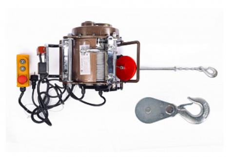 products/Лебедка электрическая подвесная YT-JZX-250/500