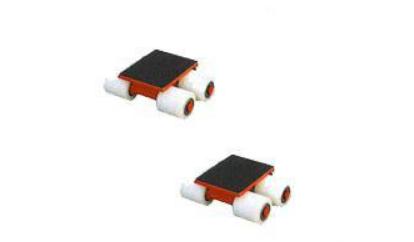 products/Роликовая платформа подкатная TOR 3000R-04W г/п 3т
