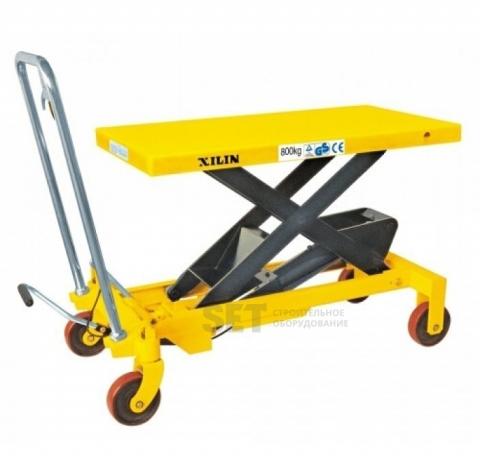 products/Стол подъемный TOR SP800 1005236 г/п 800 кг, подъем - 420-1000 мм