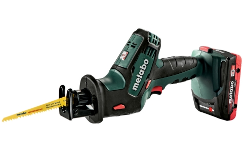 products/Аккумуляторная ножовка Metabo SSE 18 LTX Compact 602266800, LiHD,кейс