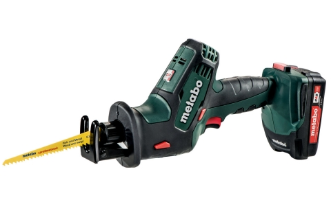 products/Аккумуляторная ножовка Metabo SSE 18 LTX Compact 602266500, кейс