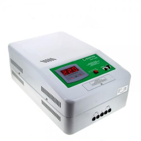 products/Релейный стабилизатор напряжения SUNTEK 11000 ВА, 120-285В, 3 года гарантии