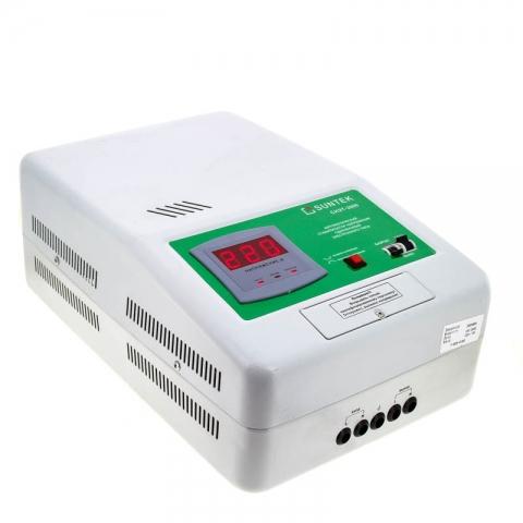 products/Релейный стабилизатор напряжения SUNTEK 3000 ВА, 120-285В, 3 года гарантии