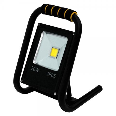 products/Светодиодный прожектор переносной GLANZEN FAD-0014-20 (20 Вт, 6000 К, SIP)