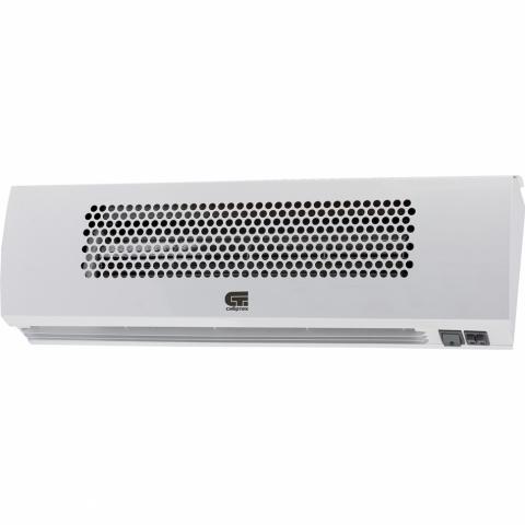 products/Тепловая завеса ТС-3 (тепловентилятор) 220 В, 3 режима, 1500/3000 Вт, 24°С СИБРТЕХ 96440