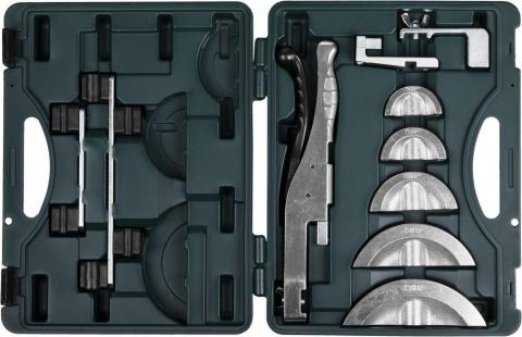 products/Рычажный трубогиб для высокоточной гибки труб из цветных металлов под углом до 90 град, в боксе, 3/8,1/2,5/8,3/4,7/8 Kraftool INDUSTRIE 23501-H6