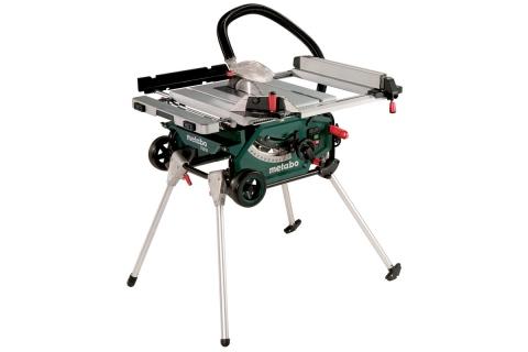 products/Дисковая настольная пила с ножками и колесами Metabo TS 216 (600667000)
