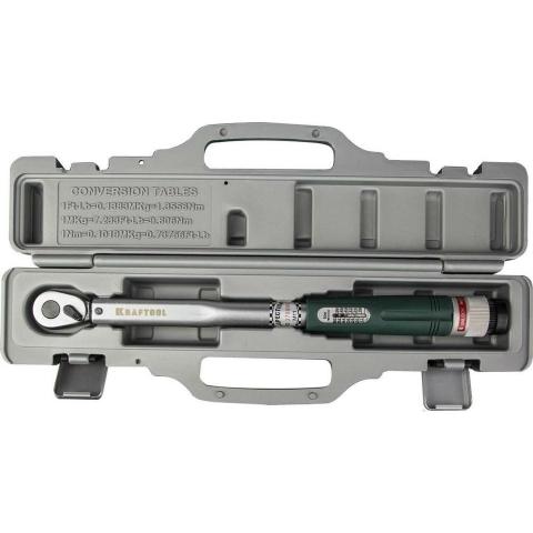 products/Динамометрический ключ KRAFTOOL INDUSTRIE QUALITAT 64053-060, 3/8