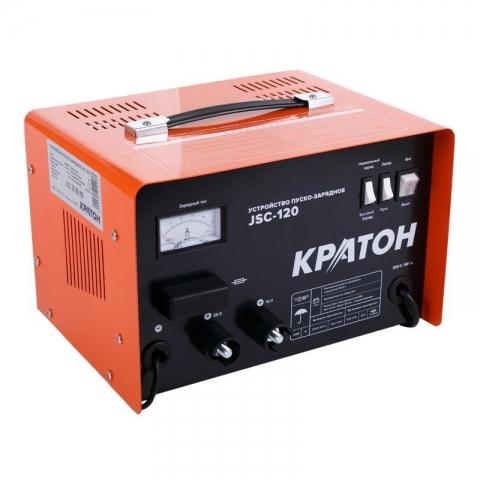products/Пуско-зарядное устройство Кратон JSC-120, 3 06 01 007