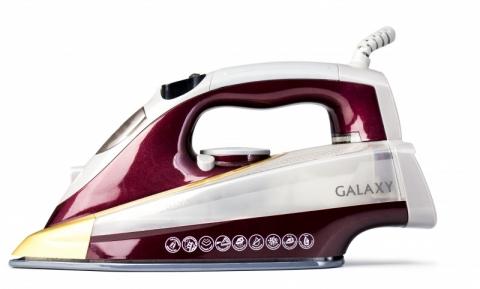 products/Утюг GALAXY GL6122 (красный), арт. гл6122