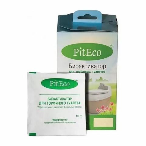 products/Биоактиватор для торфяных туалетов Piteco 160гр арт. В160