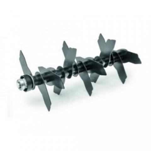 products/Вал сменный с ножами для вертикуттера Optima 34 VE (арт. 196-102-650)