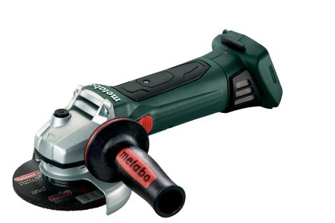 products/Аккумуляторная угловая шлифмашина Metabo W 18 LTX 125 602174850, без АКБ и ЗУ