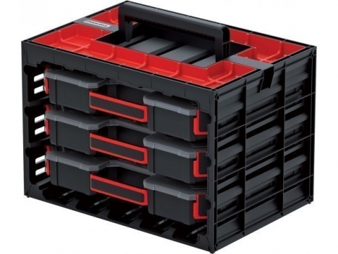 products/Ящик для органайзеров Kistenberg TAGER CASE KTC40306S-S411